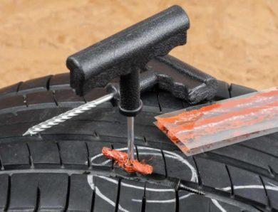 Kit de réparation pneu : Avis Test et Comparatif